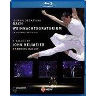 Bach:Christmas Oratorio [Julien Prégardien, Melissa Petit; Katja Pieweck; Hamburg Ballet] [C MAJOR ENTERTAINMENT: BLU RAY] [Blu-ray]